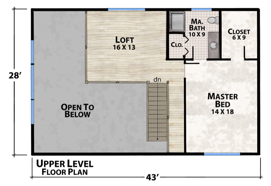 Mountainview 2 Plan Details Natural Element Homes