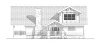 Shade Tree Cabin Plan