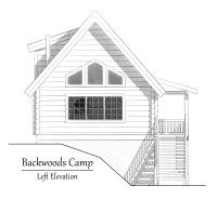 Backwoods Camp Plan