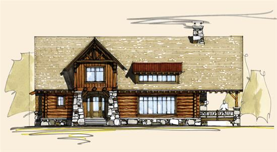 Badger Pass - Natural Element Homes