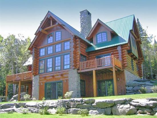 Bison Lodge - Natural Element Homes
