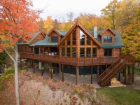 Black Bear Lodge Plan