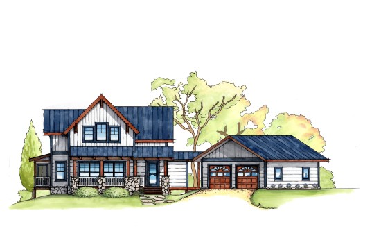 Black Fox Farm - Natural Element Homes