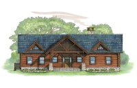 Blue Rock Lodge Plan