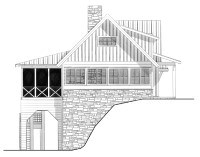 Bunk House Plan