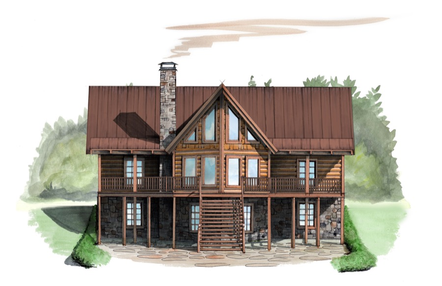 Canyon Creek Cabin