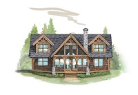 Citico Creek Cottage A Plan