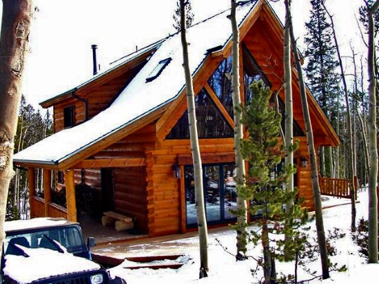 Colorado Cabin - Natural Element Homes