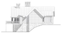 Corn Crib Cottage Plan