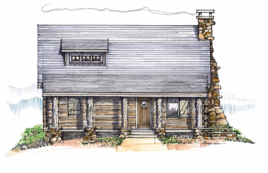 Cotton Patch - Natural Element Homes