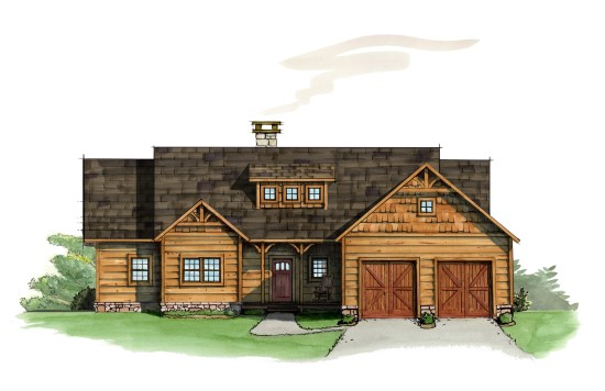 Cottonwood Camp - Natural Element Homes