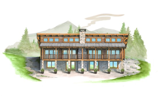 Cowpoke Camp D - Natural Element Homes