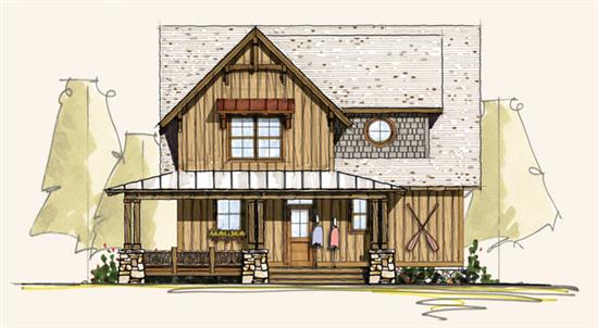 Cumberland Trace - Natural Element Homes