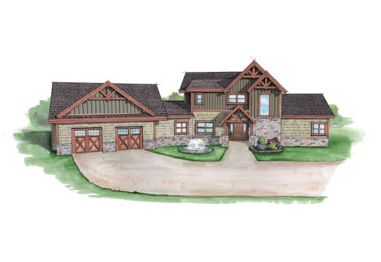 Fall Breeze - Natural Element Homes