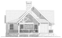 Farmhouse Retreat Plan