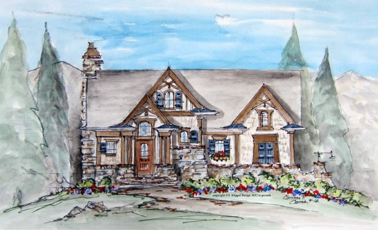 Foothills Cottage - Natural Element Homes