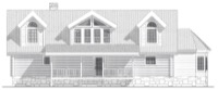 Hall Lodge Plan