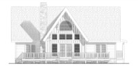 Lake Lure Lodge Plan