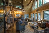 Lake Tahoe Retreat Plan