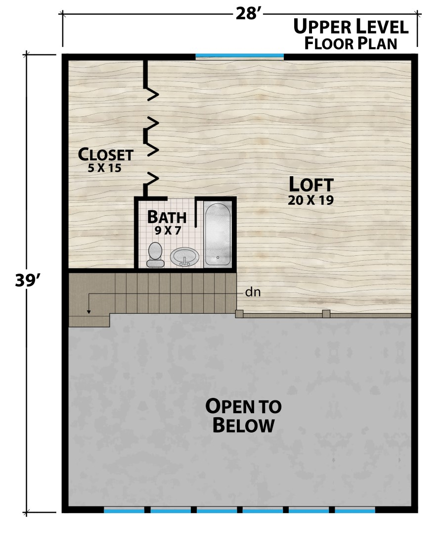 Lakeview 2 Plan Details Natural Element Homes