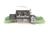 Linville Mountain Cottage Plan