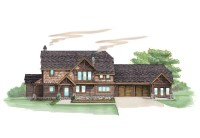 Linville Ridge Lodge Plan