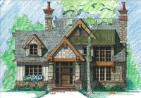 Mountain Cottage Plan