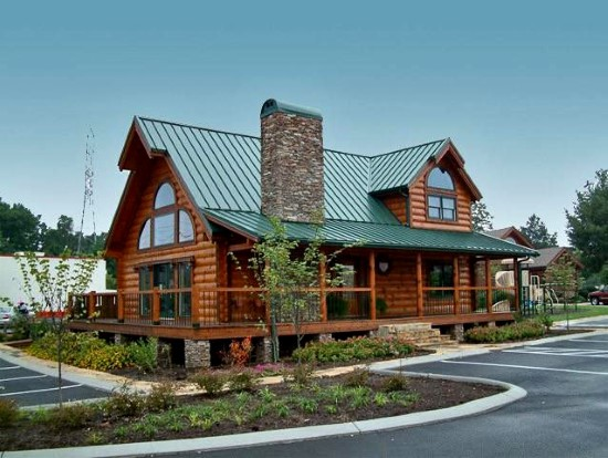 Mountainview - Natural Element Homes