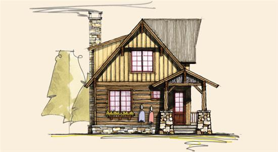 Outfitter 1 - Natural Element Homes