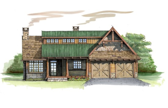 Pickle Barrel Retreat - Natural Element Homes