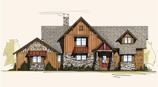 Pin Oak - Natural Element Homes