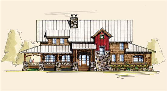 Raven Rock - Natural Element Homes