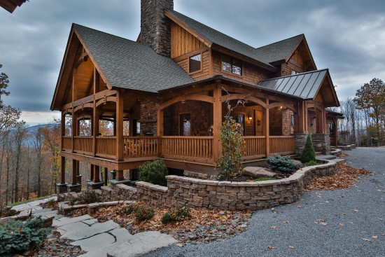 Ravens Nest North - Natural Element Homes
