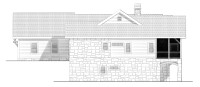 River Run Cottage Plan