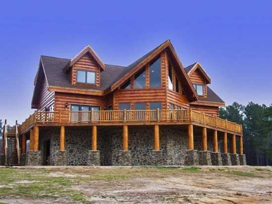 Roy Boy Lodge - Natural Element Homes