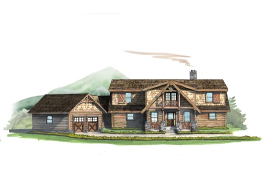 Ski Supreme - Natural Element Homes