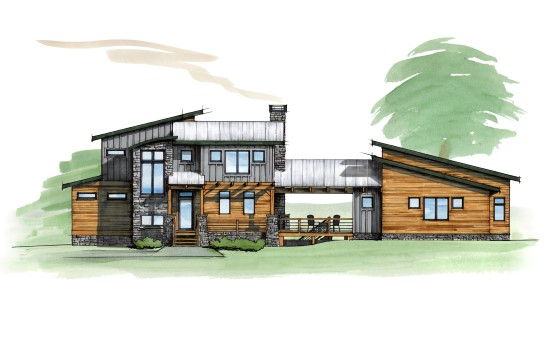 Slickrock Retreat - Natural Element Homes
