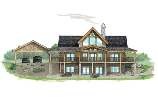 Slippery Rock - Natural Element Homes