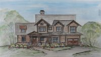 Stickley Lodge Plan