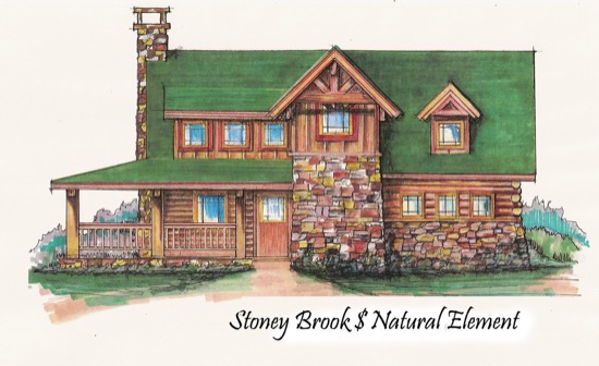 Stoney Brooke - Natural Element Homes