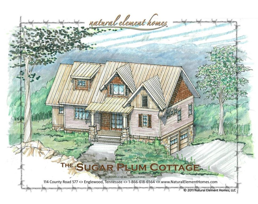 Sugar Plum Cottage