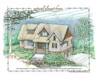 Sugar Plum Cottage Plan