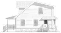 Sweetwater Cottage Plan