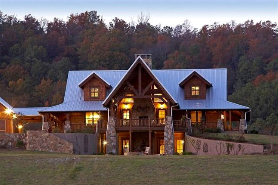 Tellico Retreat 2 - Natural Element Homes
