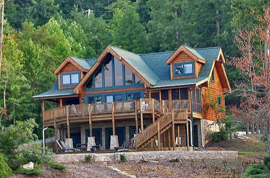 Tellico River - Natural Element Homes