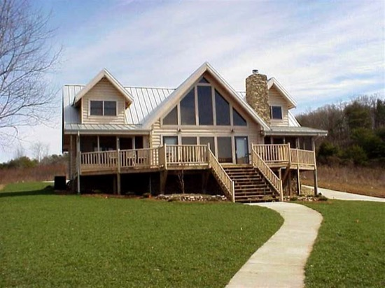 Tellico Summer - Natural Element Homes