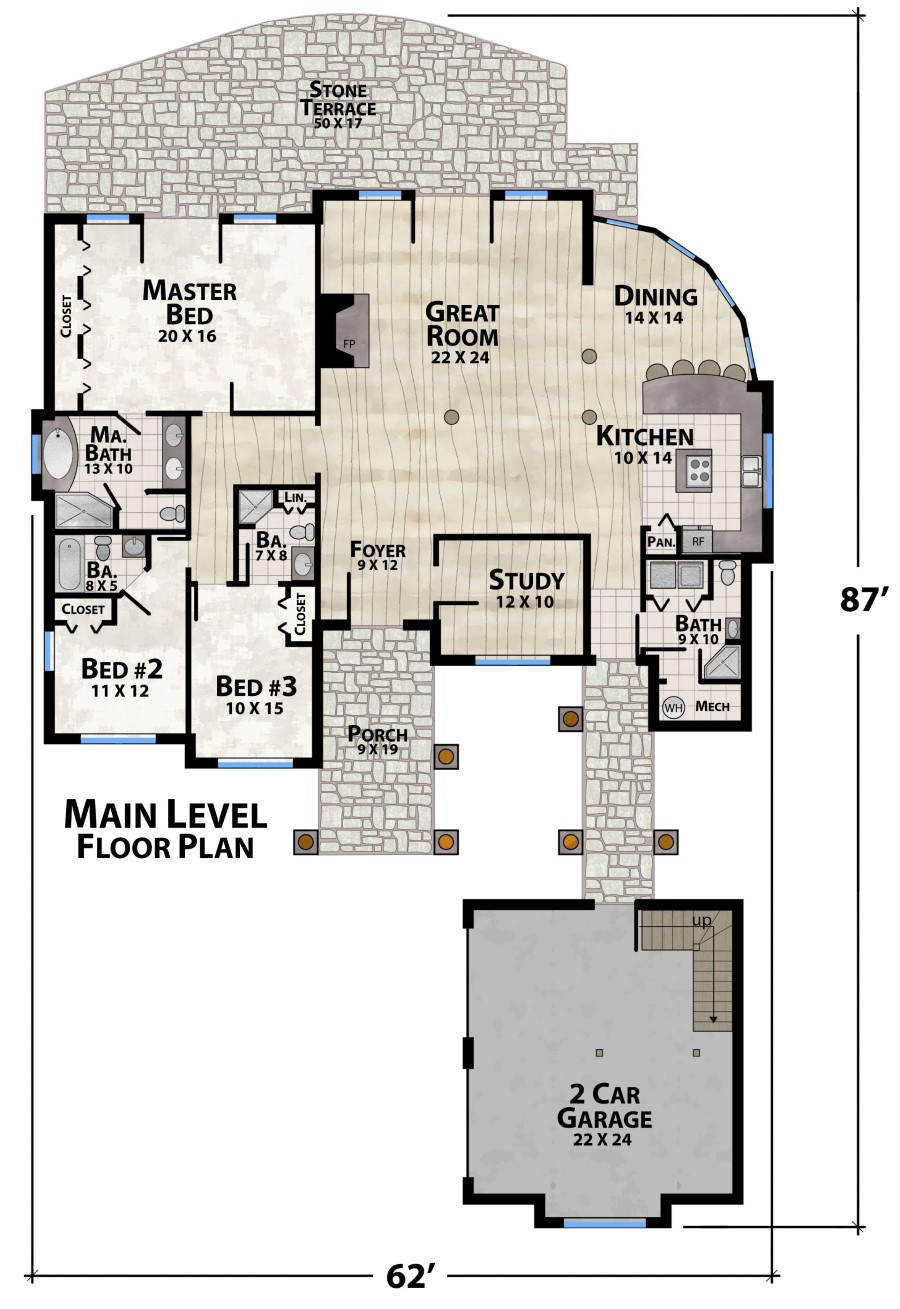 Yellowstone Plan Details Natural Element Homes