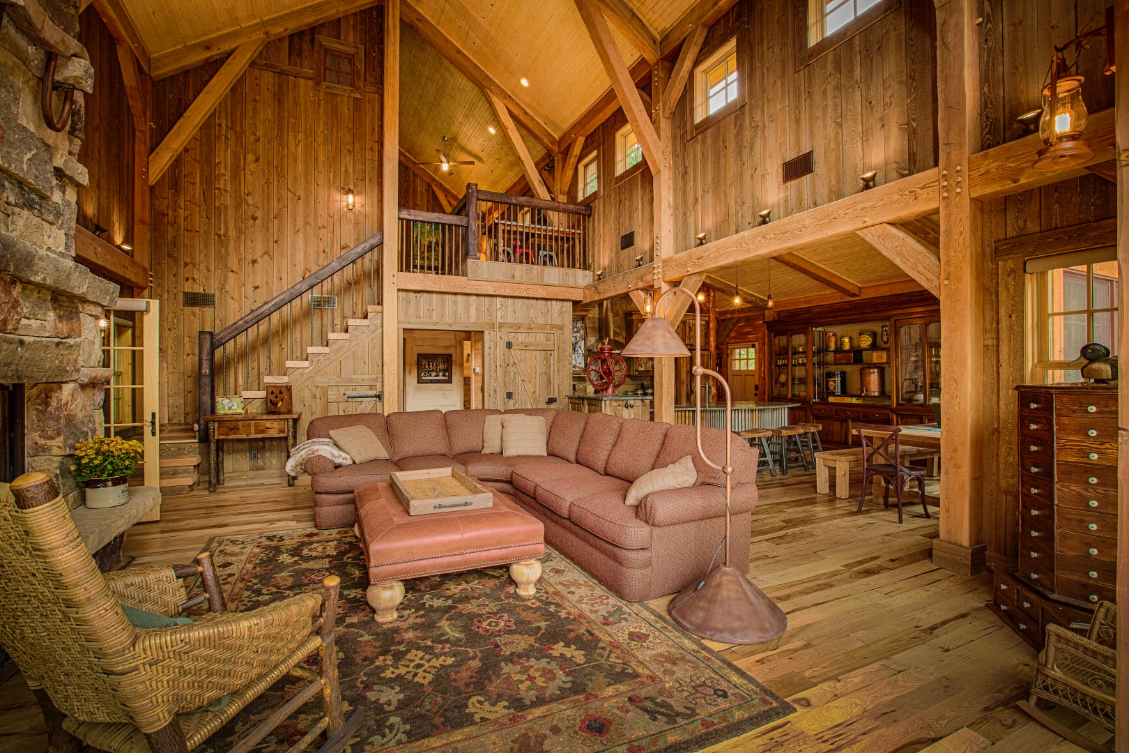 Natural Element Homes | Log Homes, Hybrid Homes, Timber Frame ...
