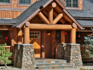 Natural Element Log Home Styles Natural Element Homes